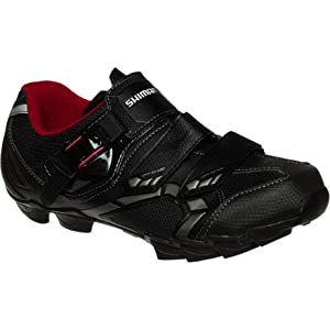Shimano 2014 Men's Off-Road Sport Cycling Shoes - SH-M088L (Black - 45)