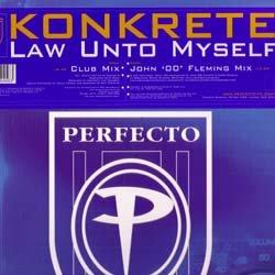 Konkrete - Law Unto Myself - Perfecto - PERF23T