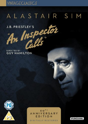 An Inspector Calls - 60th Anniversary Edition [DVD] [1954]