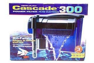 Cascade® 300 Filter Pump - 300 gph for up to 100 Gallon Aquariums