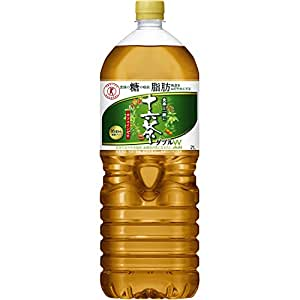 [トクホ] アサヒ飲料 食事と一緒に十六茶W(ダブル)2L×6本