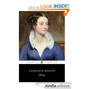 Shirley (Penguin Classics) Charlotte Bronte, Jessica Cox and Lucasta Miller