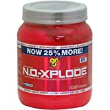 BSN N.O.-Xplode Extreme Pre-Training Performance Igniter, Fruit Punch 2.25 lb (1025 g)