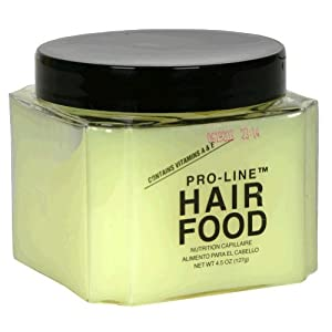 Pro-Line Hair Food, 4.5 oz.