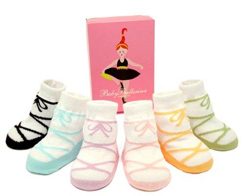 Trumpette Ballerina Socks Set