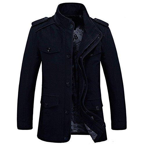neue-winter-manner-freizeitjacke-baumwolle-langen-mantel-schwarz