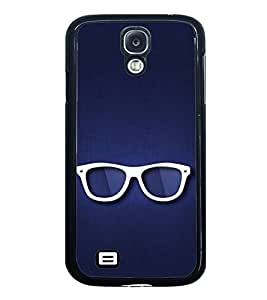 Goggles 2D Hard Polycarbonate Designer Back Case Cover for Samsung Galaxy S4 i9500 :: Samsung I9500 Galaxy S4 :: Samsung I9505 Galaxy S4 :: Samsung Galaxy S4 Value Edition I9515 i9505G