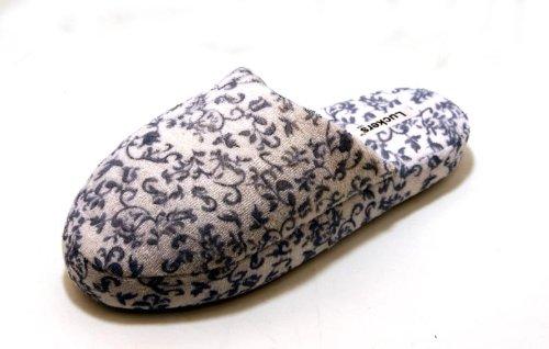 Cheap Luckers Women's Ivy Print Slippers (B008OJUFV8)