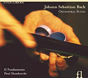 Js Bach Orchestral Suites by Fuga Libera