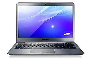 Samsung Serie 5 Thin & Light 535U3C-A03 33,8cm (13,3 Zoll) Notebook (AMD A4-4355M, 1,9 GHz, 4GB RAM, 500GB HDD, AMD Radeon HD 7400G, Win 8) silber