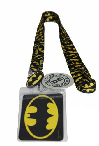 Lanyard with Charm DC Comics Originals Multibatman Lanyard