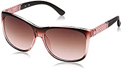 Fila Gradient Square Women's Sunglasses - (SF8954K578U2SG|57|Purple Gradient)
