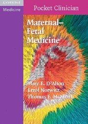 Maternal-Fetal Medicine (Cambridge Pocket Clinicians)