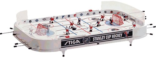 NHL Stanley Cup Hockey Table Game (Detroit Red Wings / Toronto Maple Leafs) (Stiga Table Hockey compare prices)