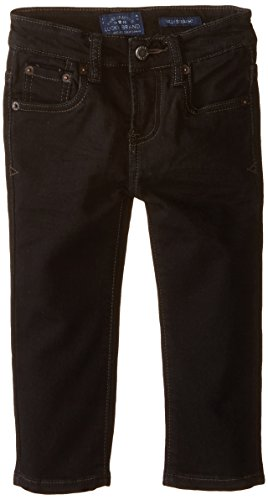 Lucky Brand Little Boys' Billy Fit, Black, 2T