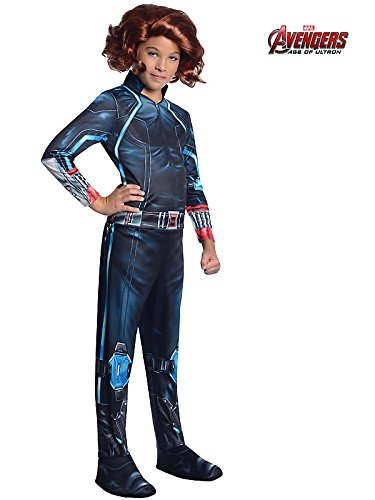 Rubie's Costume Avengers 2 Age of Ultron Child's Black Widow Costume