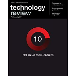 Audible Technology Review, May 2012 | [Technology Review]