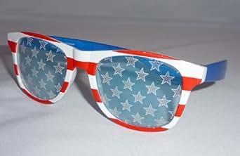 Amazon.com: American Flag Sunglasses Stars and Stripes