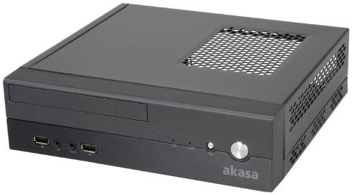 Akasa Crypto Mini ITX Case with 60W PSU