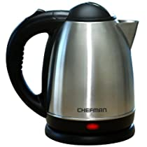 Chefman Cordless Electric Kettle