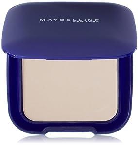 Maybelline New York Shine Free Oil Control Pressed Powder, Soft Cameo , Medium 1, 0.45 Ounce