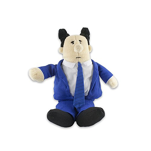 The Boss Doll, By Gund, From The Dilbert Comic Strip By Scott Adams