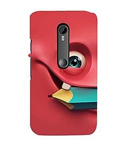 SMILY Designer Back Case Cover for Motorola Moto G3::Motorola Moto G (3rd Gen)