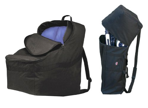 awardwiki j l childress ultimate car seat travel bag. Black Bedroom Furniture Sets. Home Design Ideas