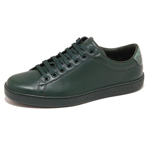 5278O scarpa uomo GUCCI verde sneaker shoe men green [6]