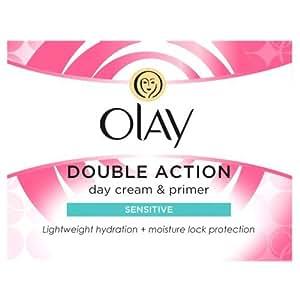 Olay Classic Care Double Action Moisturiser Day Cream Sensitive, 50ml