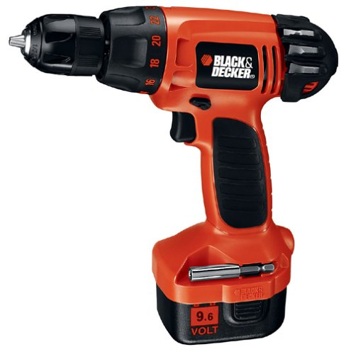 Black and Decker PS1200 12V Type 2 Cordless Drill with ... |Cordless Power Tools Black And Decker