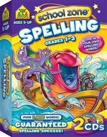 Spelling 2 Pack Software [Old Version]