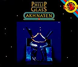 "Cover of ""Akhnaten"""