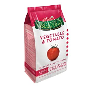 Jobes 6028 50 Pack Organic Vegetable
