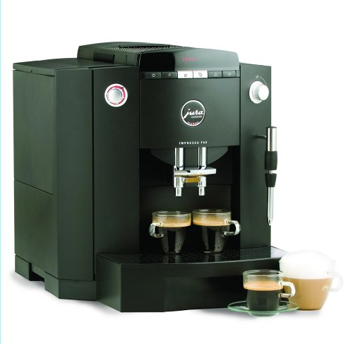 Jura-Capresso 13300 Impressa F60 Automatic Coffee And Espresso Center back-626871