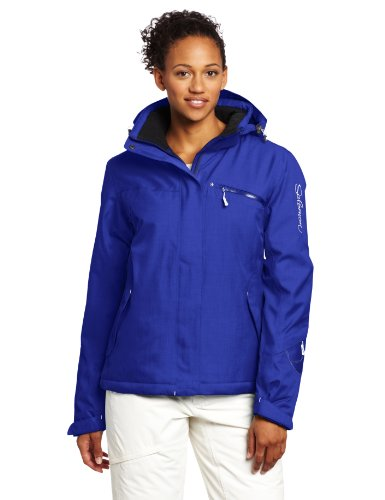 Salomon Skijacke Damen, royal, M