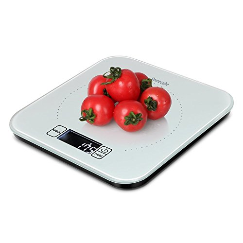 Digital b scula de cocina b scula de homecube for Bascula cocina amazon