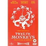 Twelve Monkeys [DVD] [1996]by Joseph Melito