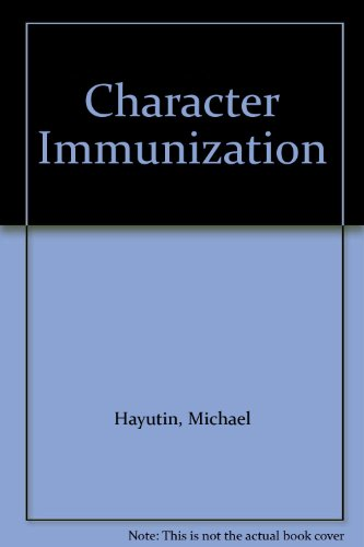 Character Immunization