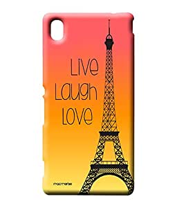 Live Laugh Love - Sublime Case for Sony Xperia M4