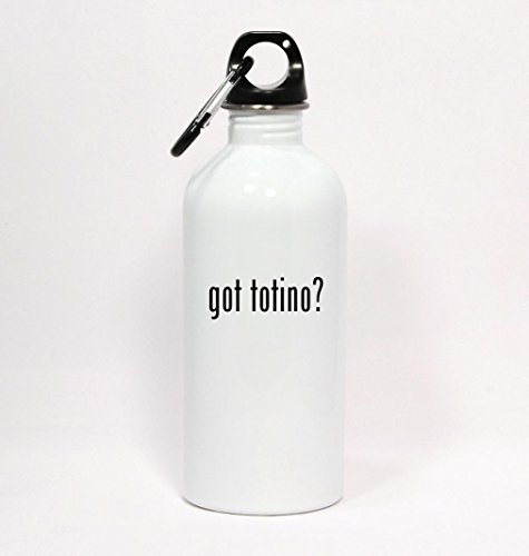 got-totino-white-water-bottle-with-carabiner-20oz