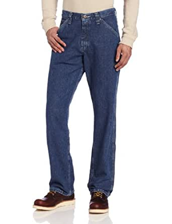 Lee Men's Big-Tall Dungarees Carpenter Jean, Original Stone, 44W x 29L