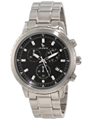 Laurens Men's 026565BB Impulse Chronograph Watch