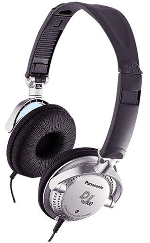 Panasonic DJステレオヘッドホン [RP-DJ100] S