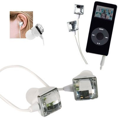Bling Ear Buds - Diamond Style Earphones