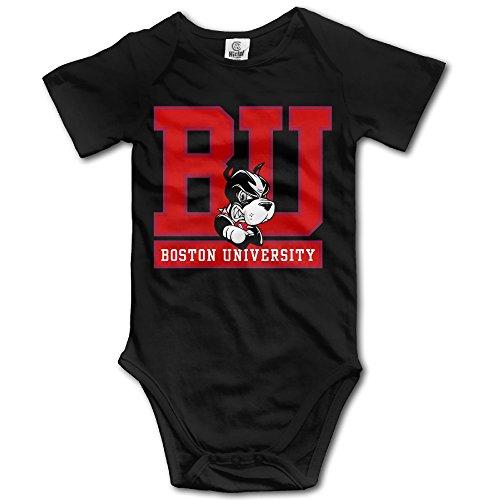 YFF 6-24 Months Vintage Children Boston BU University Jumpsuit (Rice Jhumpa Lahiri compare prices)