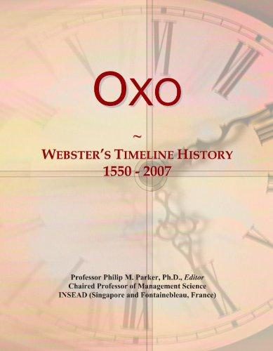oxo-websters-timeline-history-1550-2007