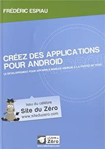 [Multi]  creez des applications pour android