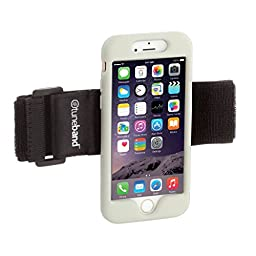 TuneBand for iPhone 7, Premium Sports Armband with Two Straps and Two Screen Protectors, GLOW IN THE DARK