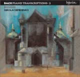 Bach-Busoni: Piano Transcriptions, Vol. 2